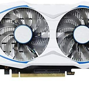 RKRGQ Accessories Computer Graphics Card Fit for ASUS Video Card GTX 1050 Ti 4GB 128Bit GDDR5 Graphics Cards for NVIDIA VGA Cards Geforce GTX 1050ti